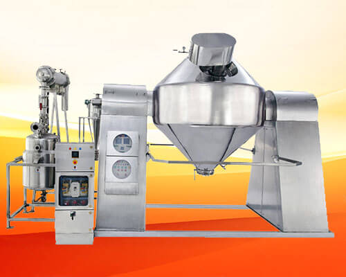 Rotocone Vacuum Dryer (RVD)
