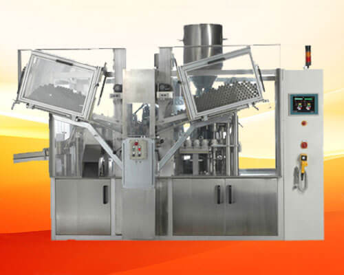 Tube Filling Machine Double Head (TFMDH)