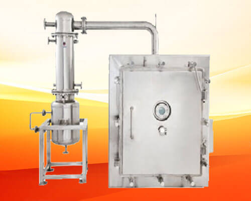 Vacuum Tray Dryer (VTD)